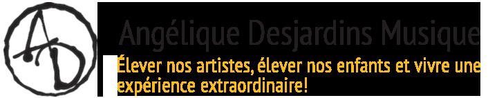 Angelique Desjardins Musique